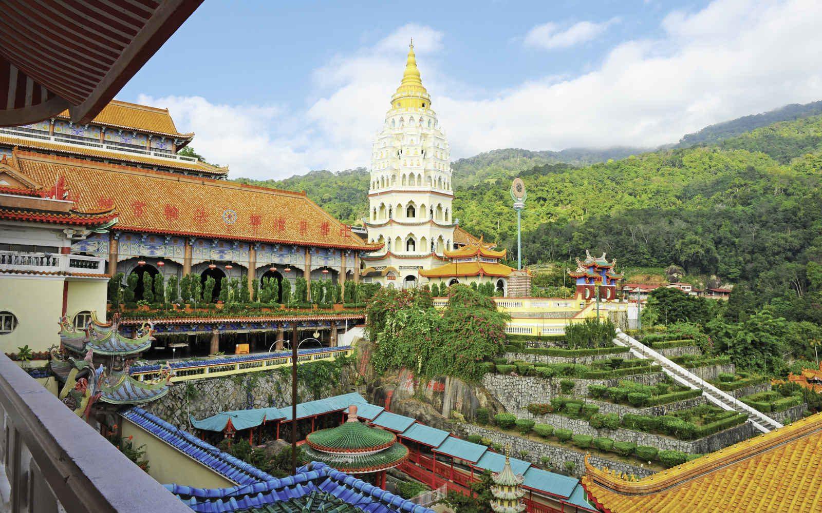 Temple Kek Lok Si, Penang, Malaisie
