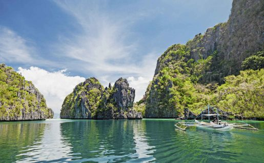 Lagoon, Philippines