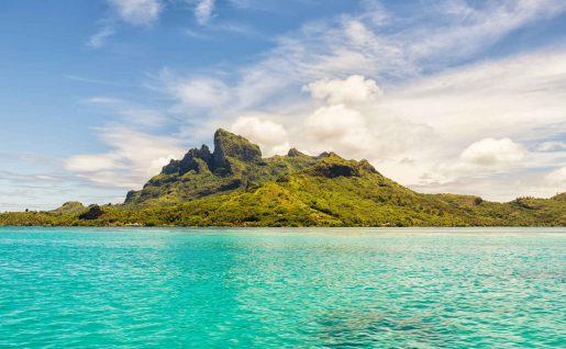 Mont Otemanu, Bora Bora, Polynésie française