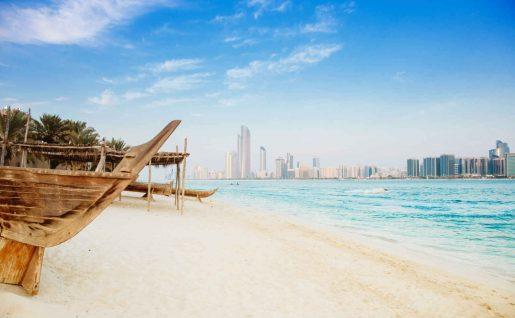 Plage Abou Dhabi