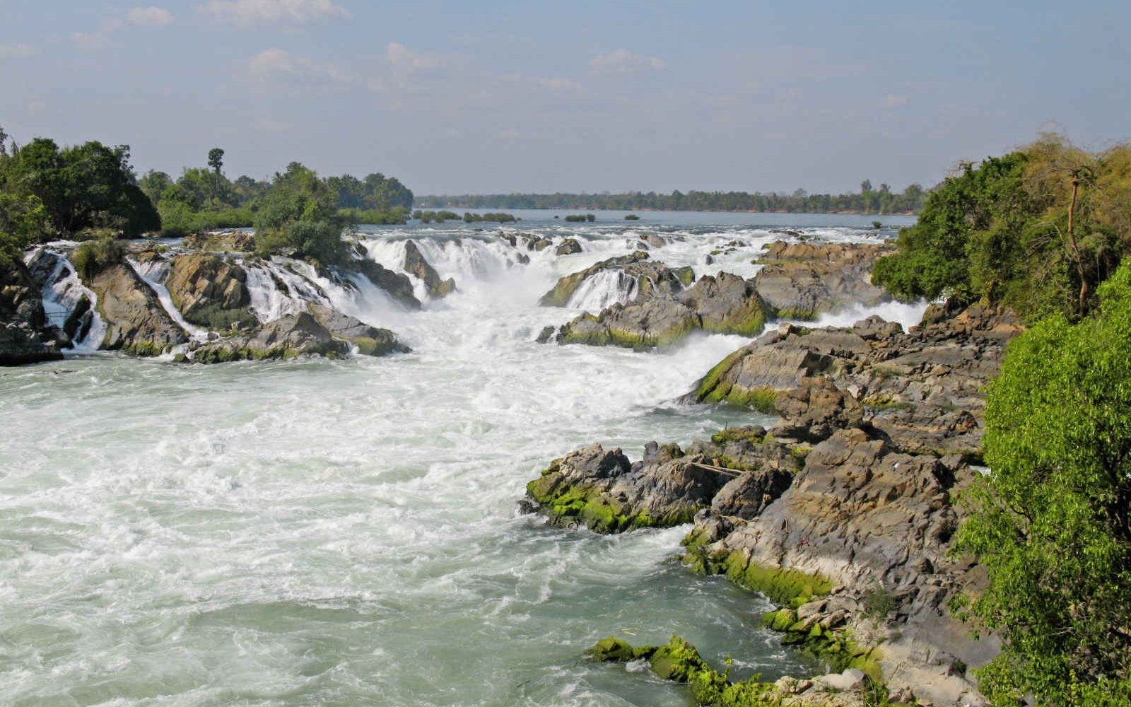 Chutes d'eau, Laos