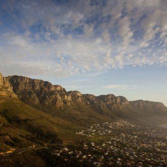 Les Douze Apôtres, Le Cap, Afrique du Sud