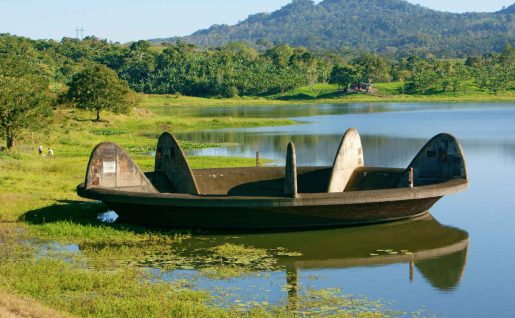 Lac Apanas, Nicaragua