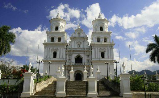 Basilica, Esquipulas, Guatemala