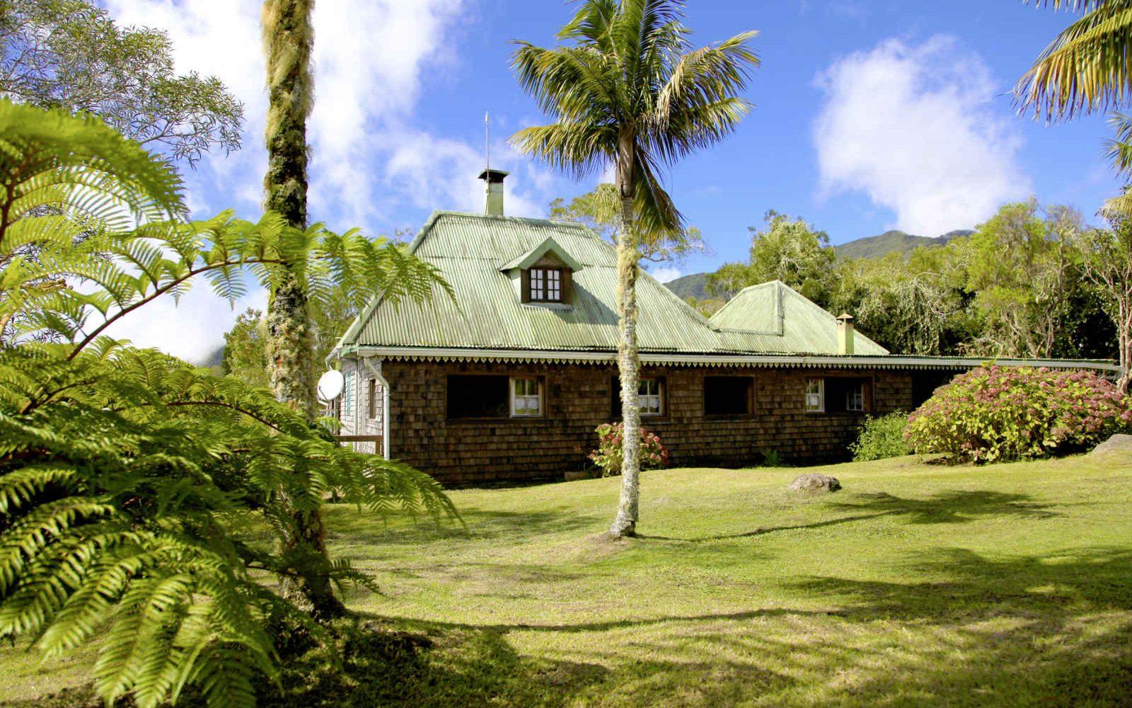 Maison créole, Île de la Réunion