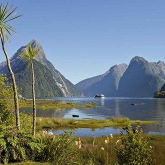 Detroit Milford Sound, Nouvelle Zélande