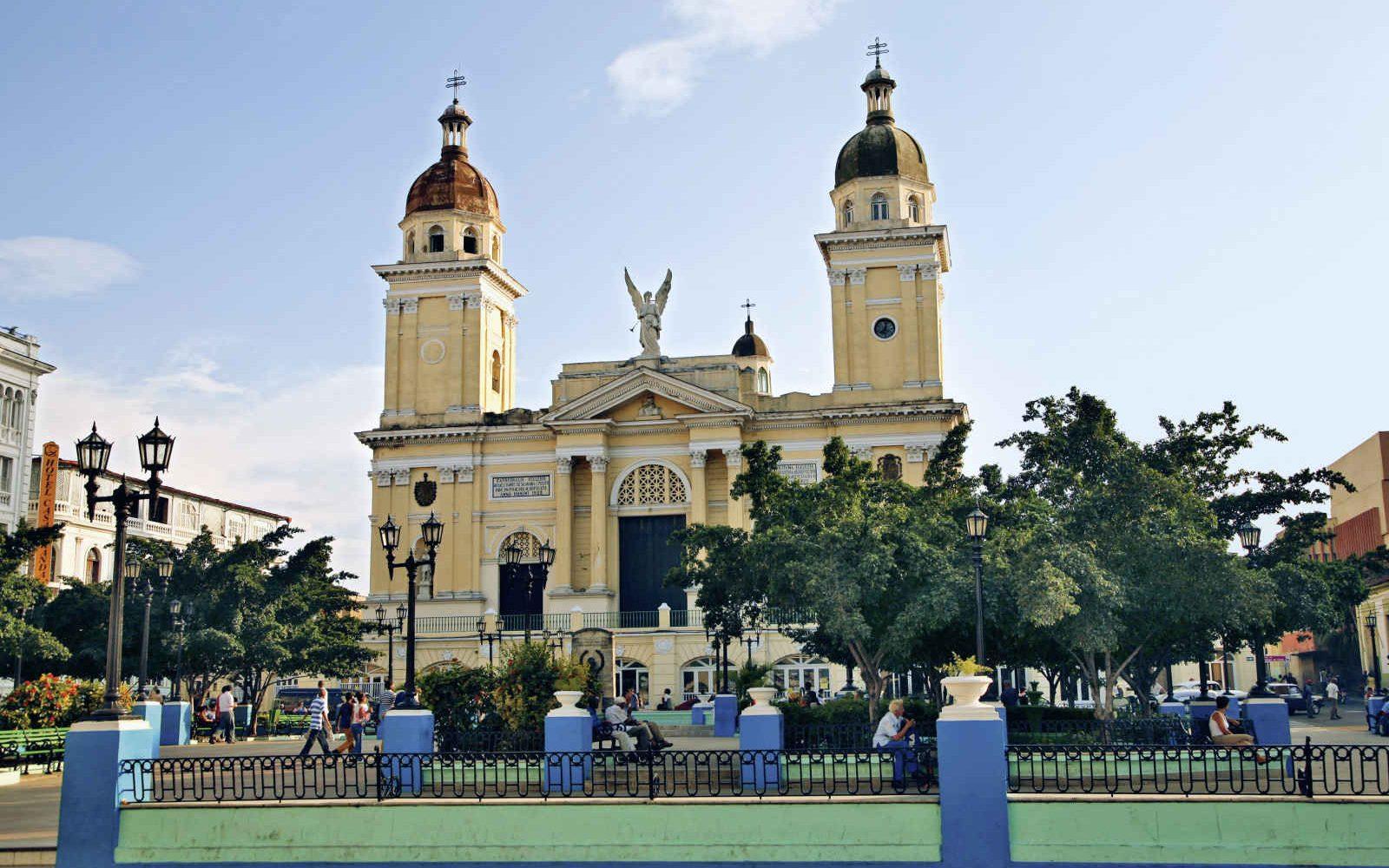 Cathédrale,Santiago de Cuba, Cuba