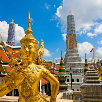 Ayutthaya, Bangkok, Thaïlande