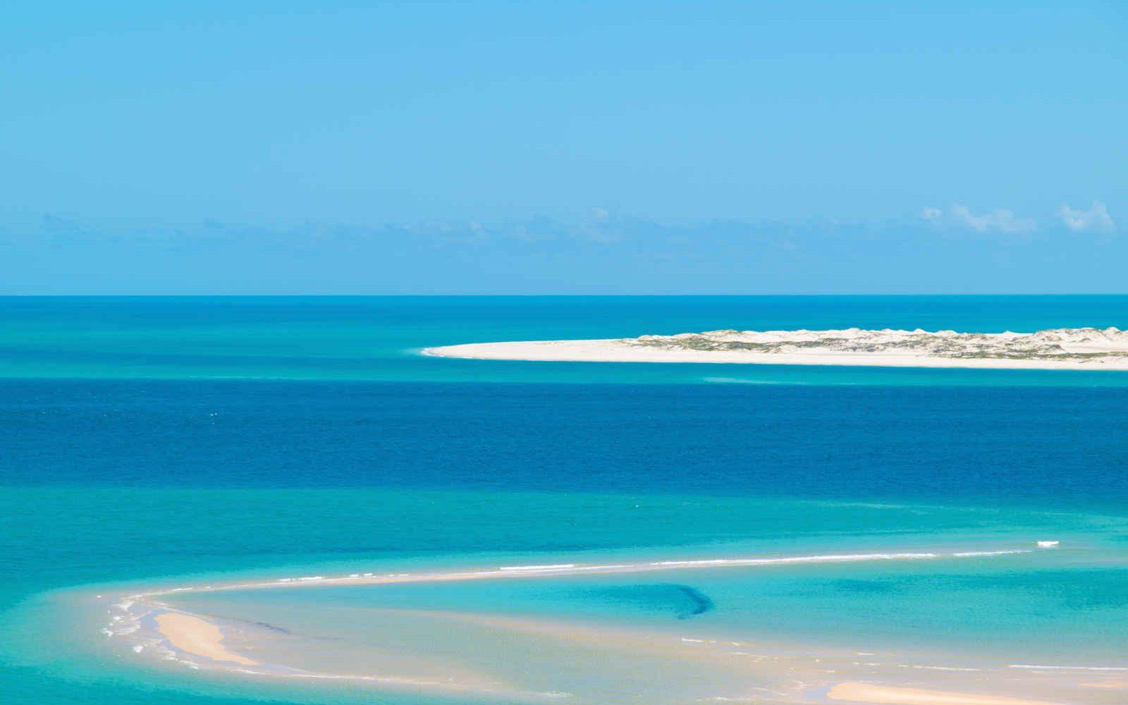 Vilanculos, Ile de Bazaruto, Mozambique