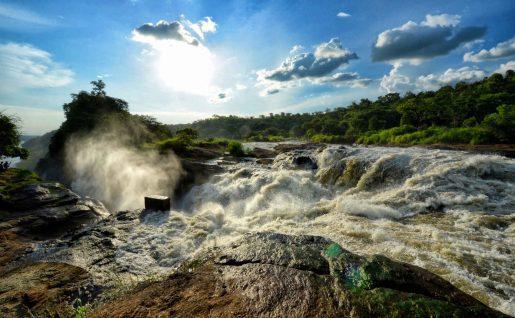 Chutes de Murkinson, Ouganda