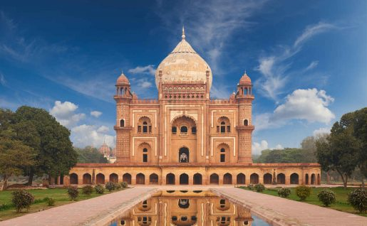 Tombe de Humayun, Delhi, Rajasthan, Inde