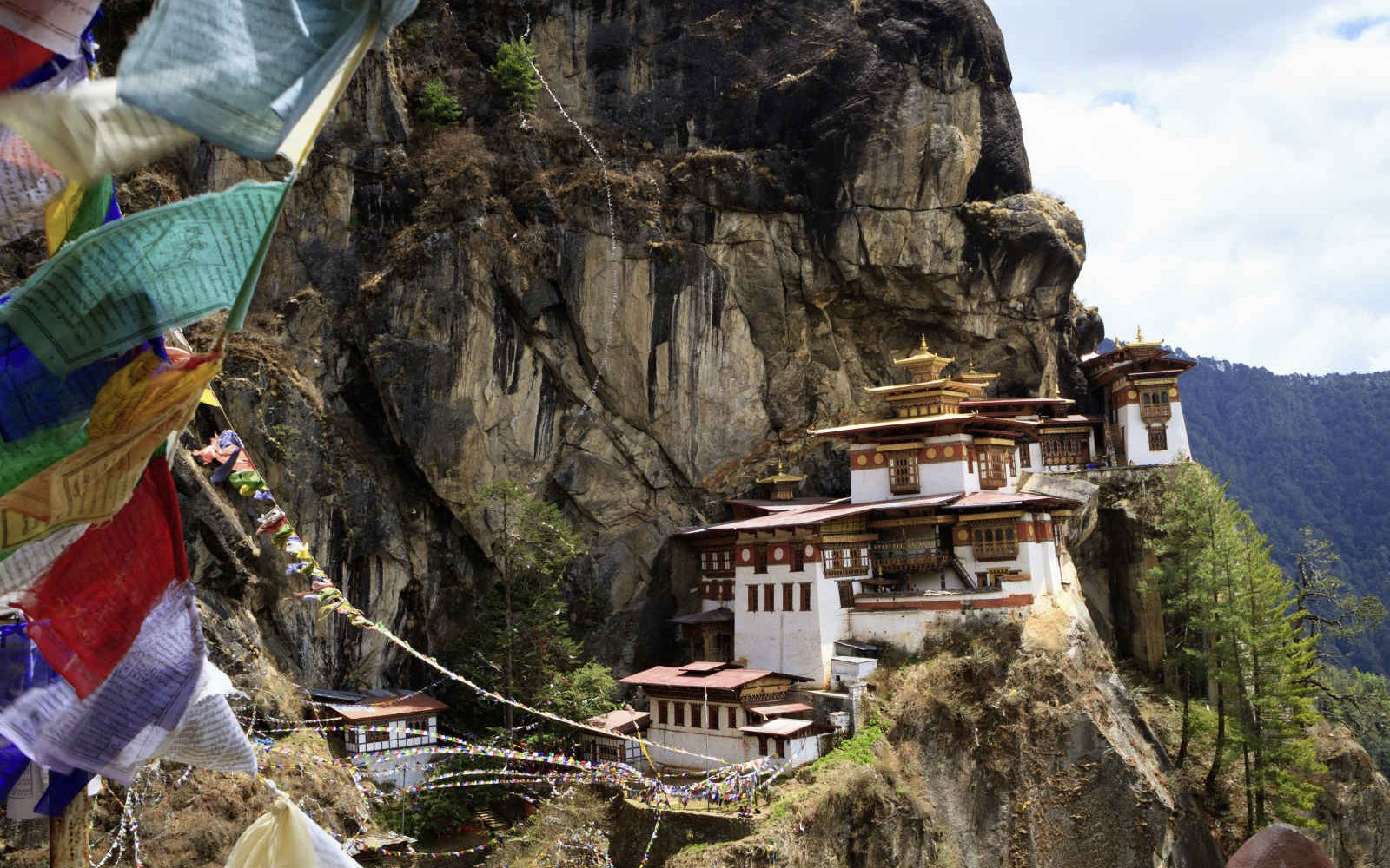 Tiger's Nest, Bhutan, Bhoutan