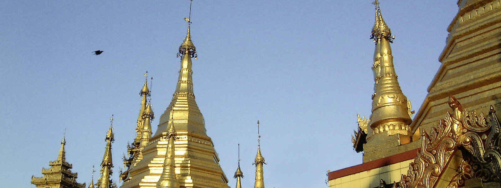 Pagode Sule, Yangon