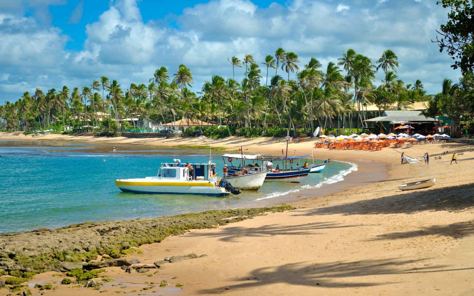 Praia do Forte, Bahia, Brésil