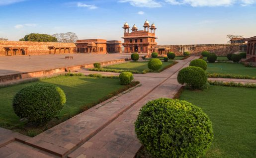 Fatehpur Sikri, Agra, Rajasthan, Inde