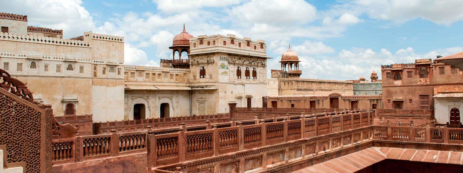 Fort Junagarh, Bikaner, Rajasthan, Inde