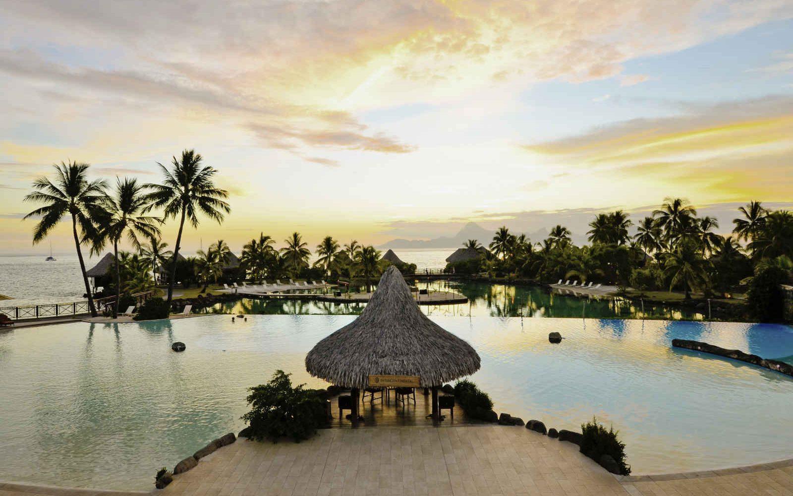 Hôtel Intercontinental Tahiti Resort, Tahiti, Polynésie Française