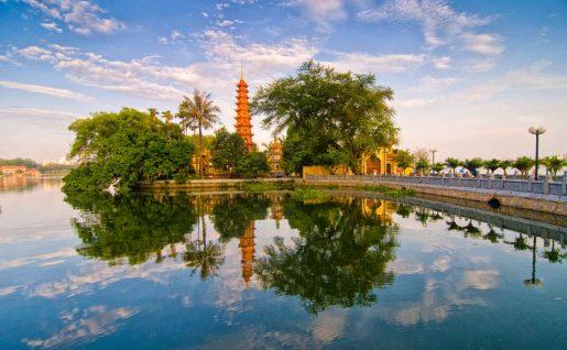 Padoge,Tran Quoc, Hanoi, Vietnam