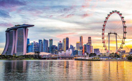 Vue, Marina, Singapour