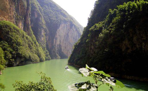 Gorge du Yangtze, Chine