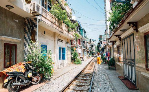 Rue, Hanoi, Vietnam