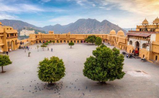 Fort d'Ambre, Jaipur, Rajasthan, Inde