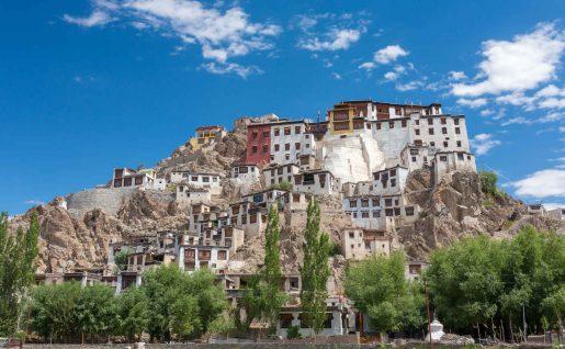 Monastère de Spituk, Leh, Ladakh, Inde