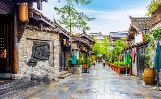Chengdu, Sichuan, Chine