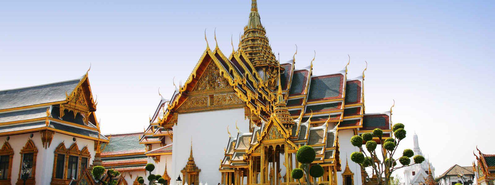 Palais Royal, Bangkok, Thailande