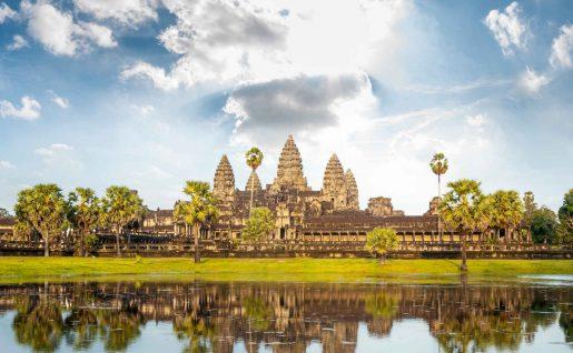 Angkor Vat, Cambodge