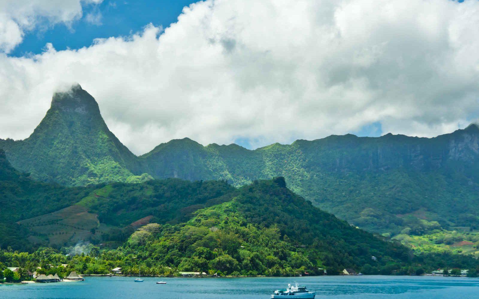 Hiva Oa, Iles Marquises, Polynésie française