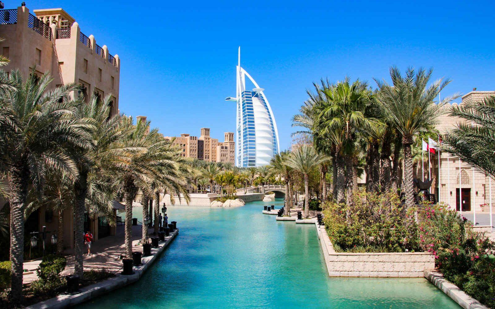 Madinat Jumeirah, Dubai, Emirats Arabes Unis