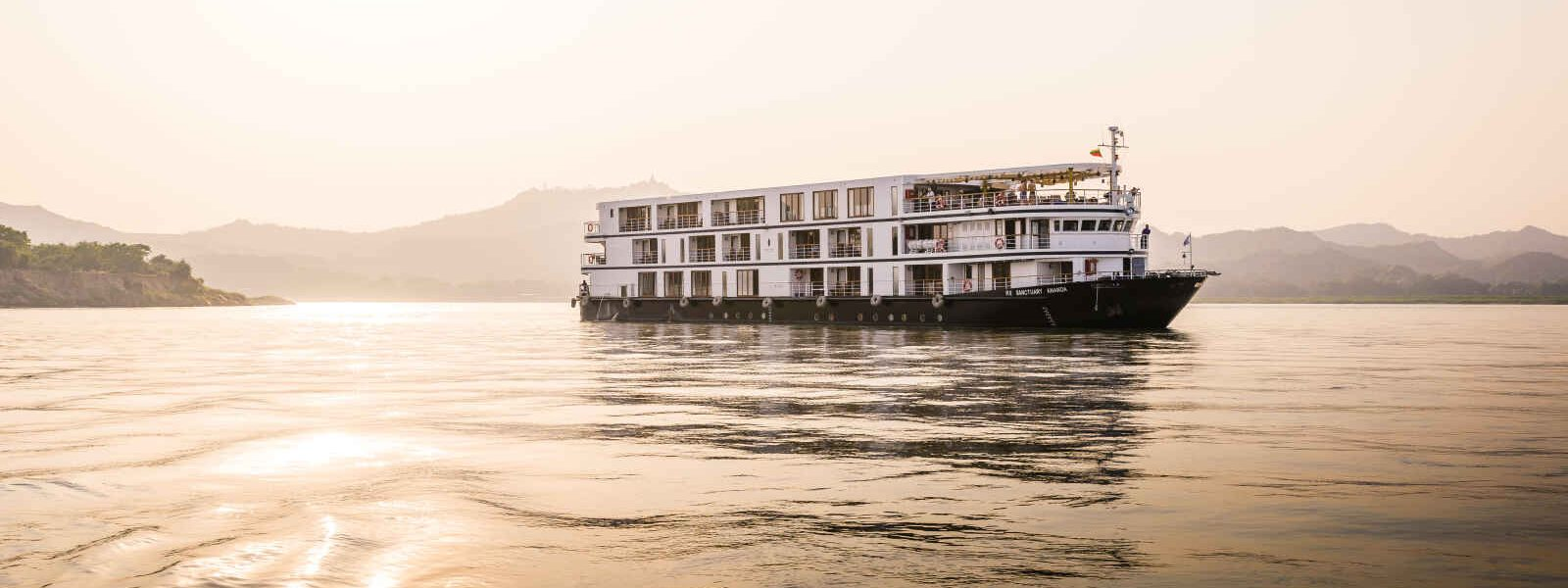 Sanctuary Ananda Cruise, Myanmar