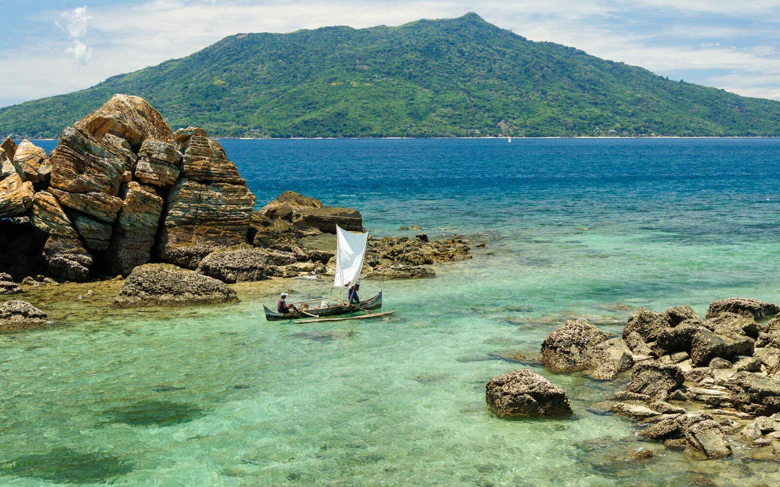 Pecheurs, Mer d'Emeraude, Madagascar