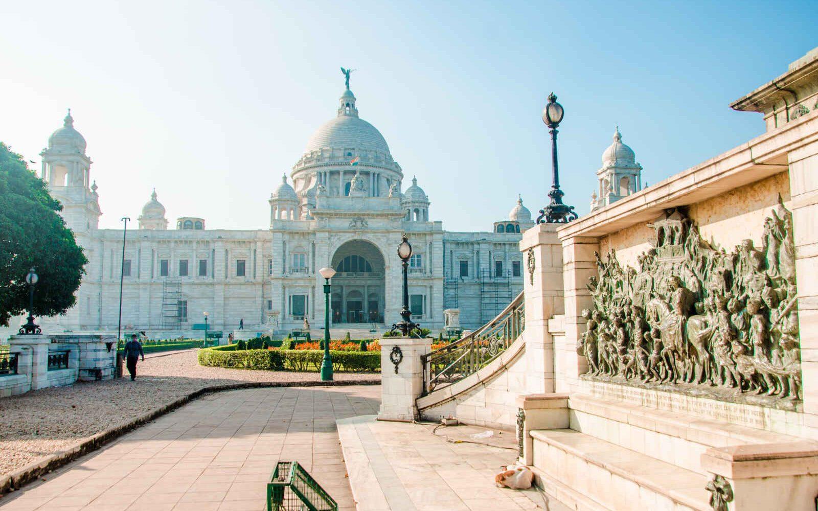 Mémorial Victoria, Calcutta, Inde