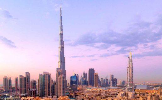 Burj Khalifa - Ville - Dubai
