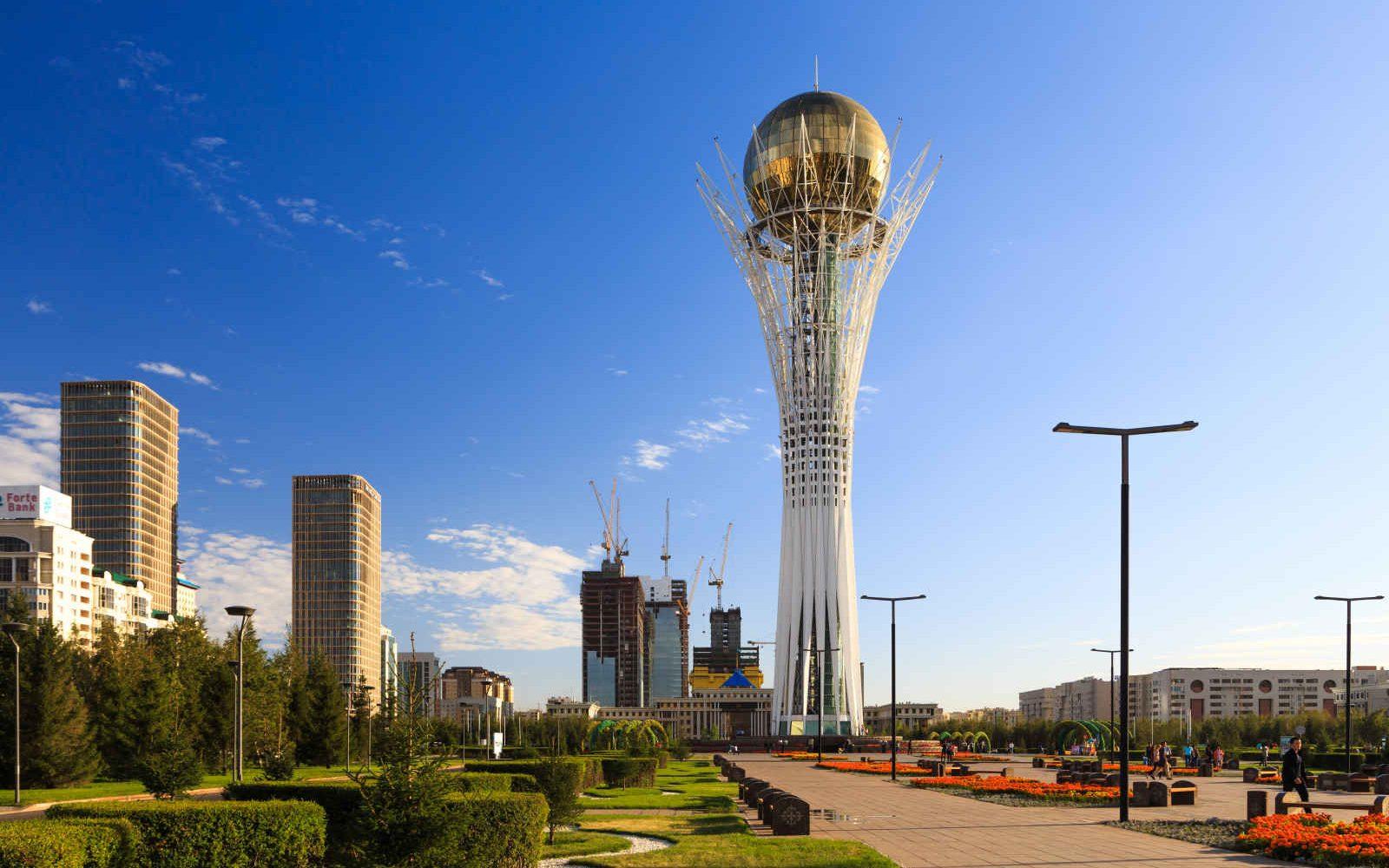 Tour, Astana, Kazakhstan