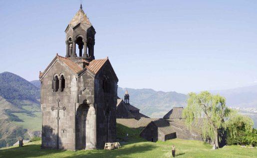 Église d'Haghbat, Arménie