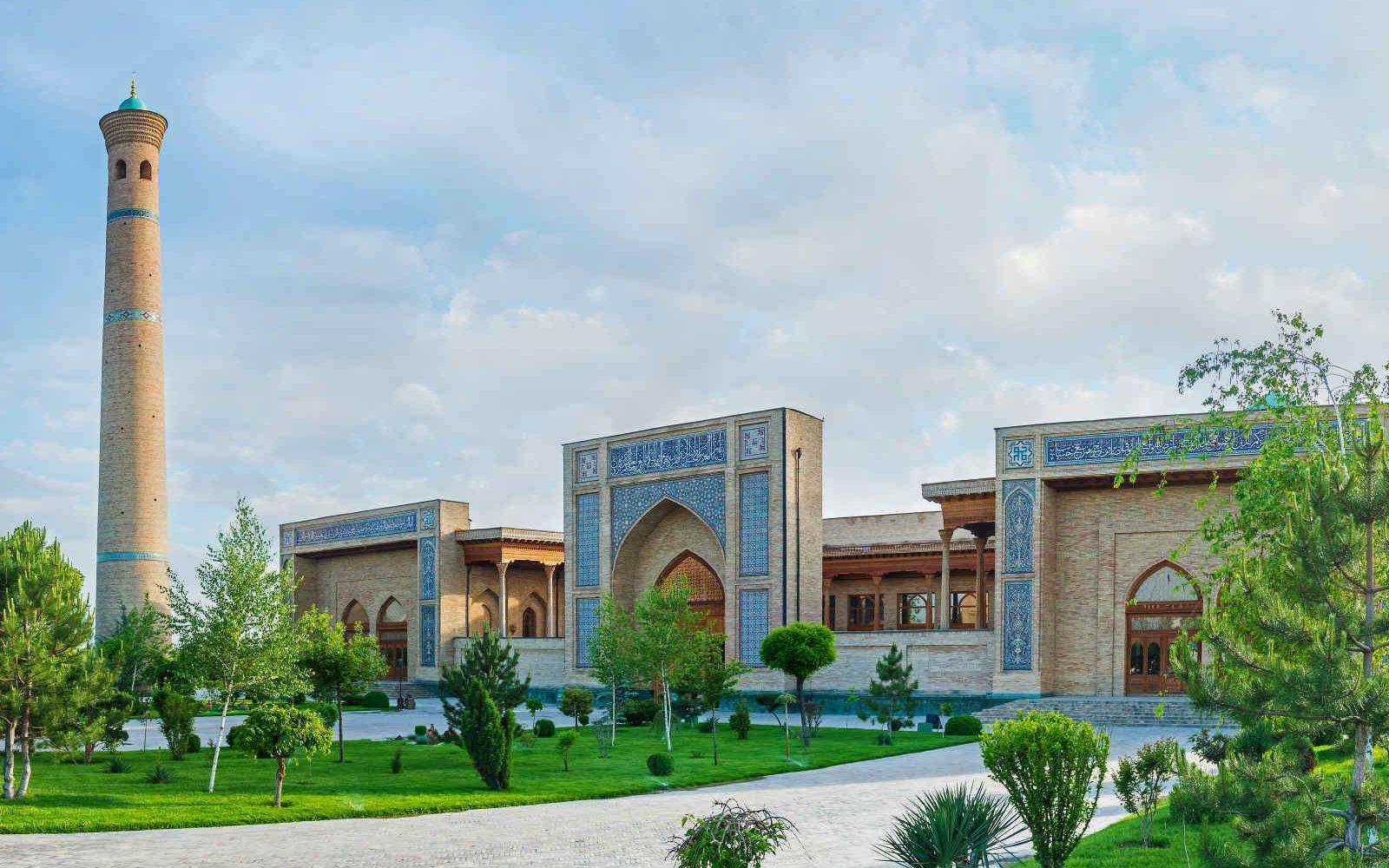 Mosquée Hazrat-i Imam, Tachkent, Ouzbékistan