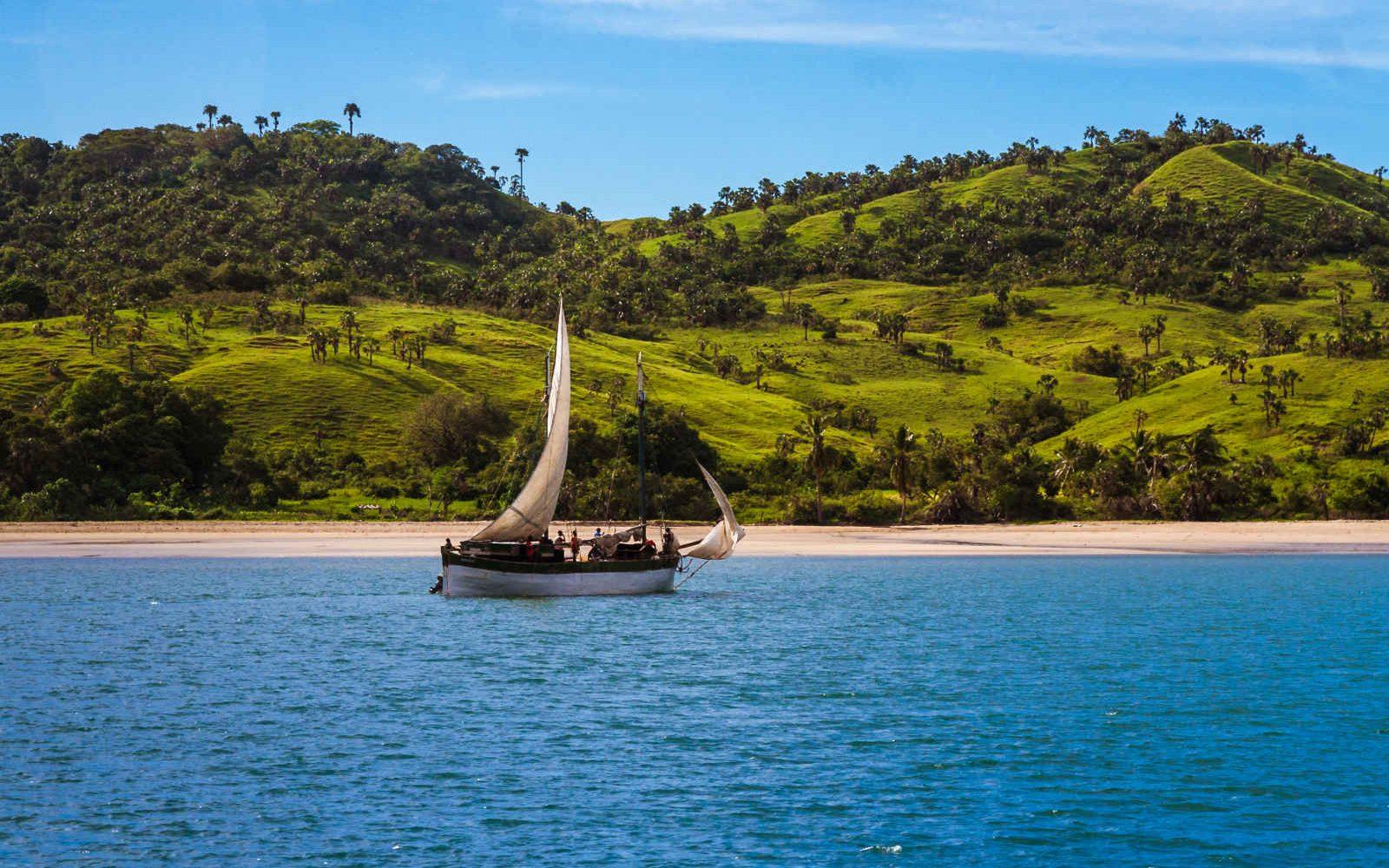 Archipel des Mitsios, Madagascar