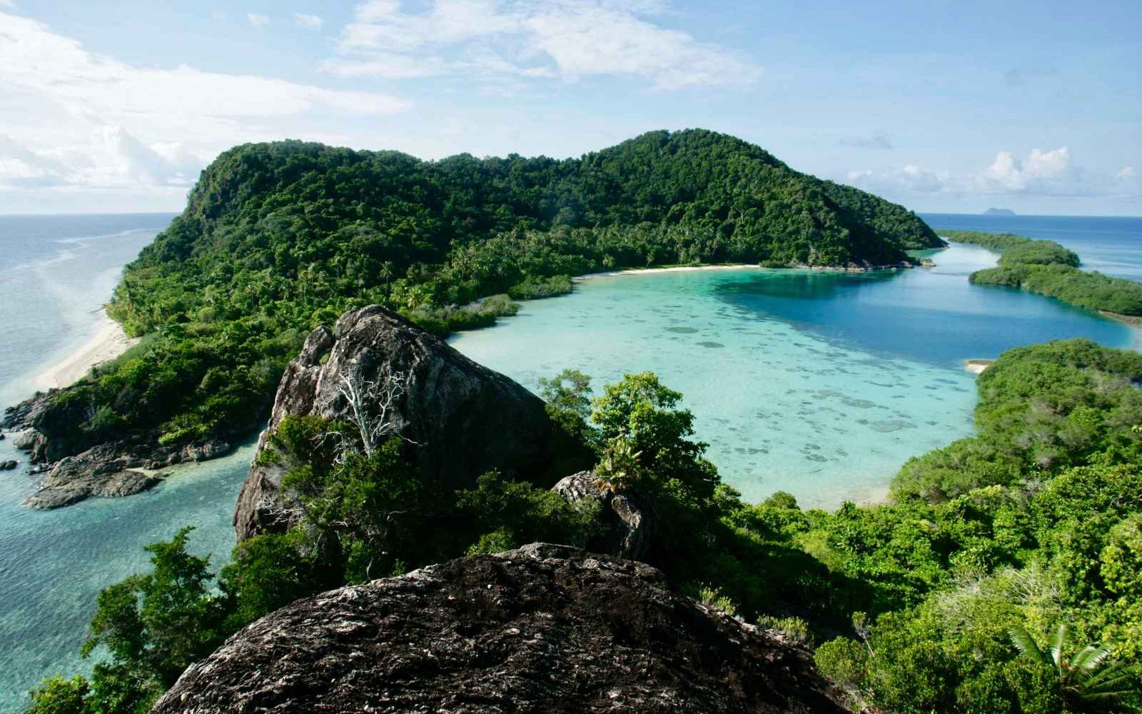 Bawah Reserve, Indonésie