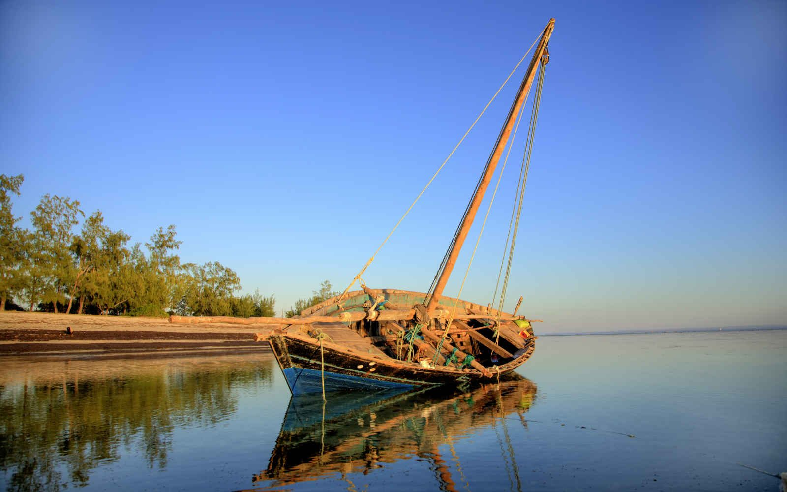 Sea, Mozambique