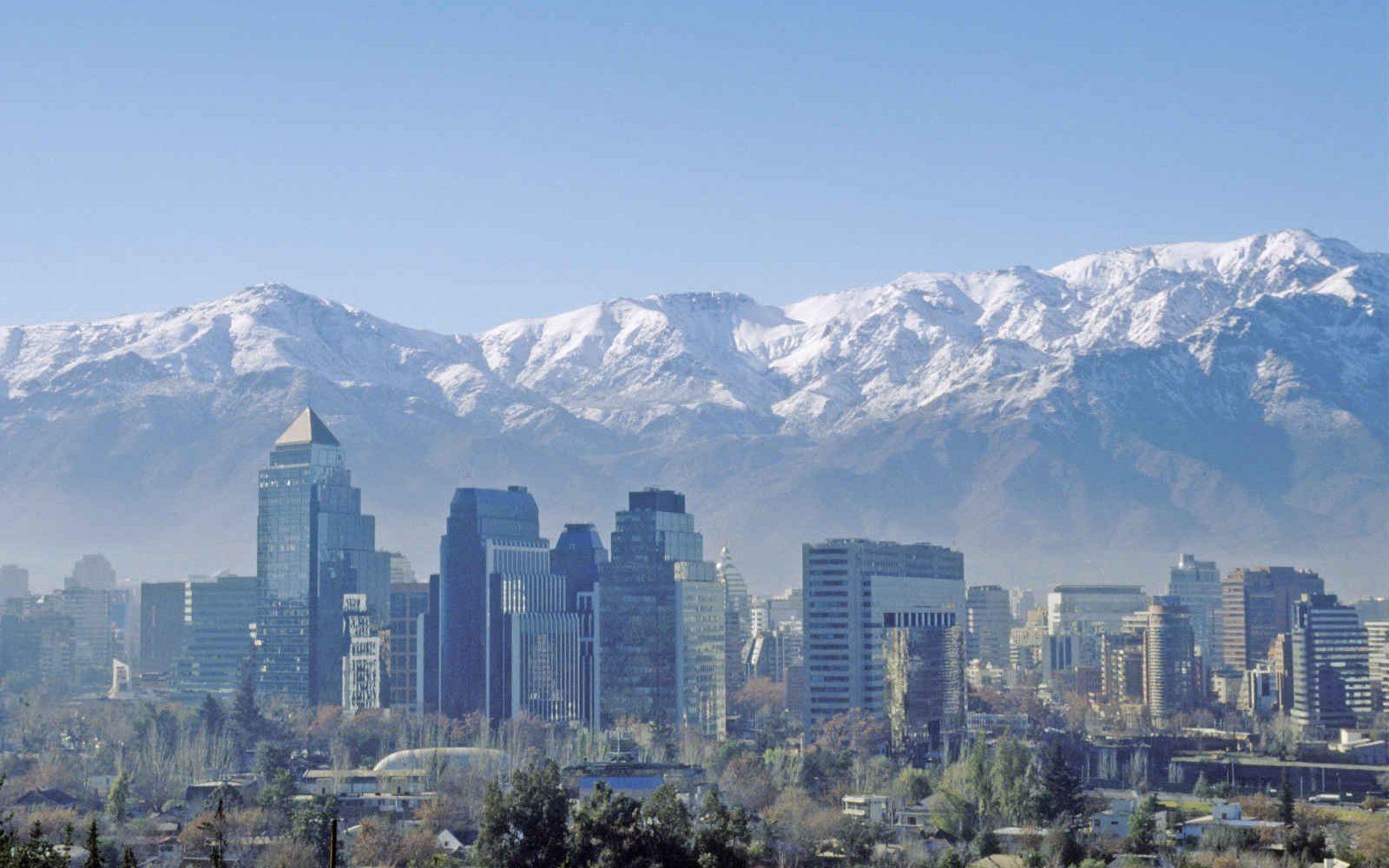 Santiago du Chili, Chili
