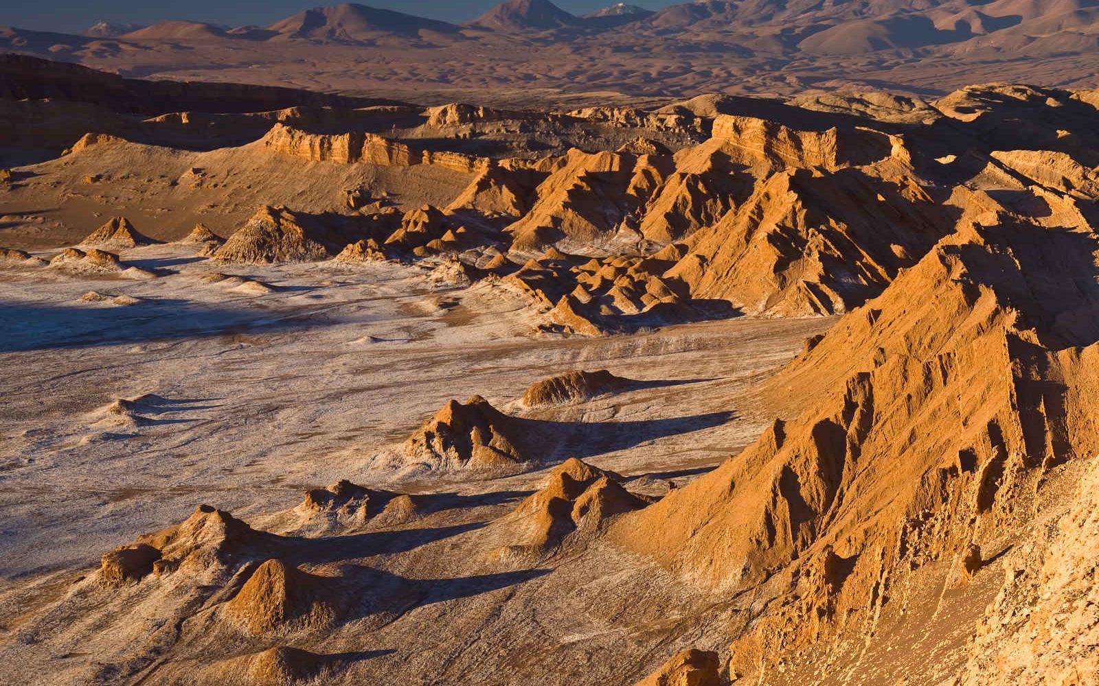 Vallée de la Lune, Désert d'Atacama, Chili