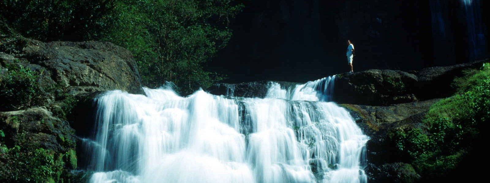Cascade de Nauyaca, Costa Rica, Amérique Latine