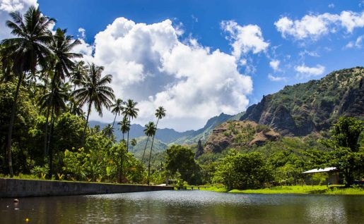 Fatu Hiva, Polynésie française