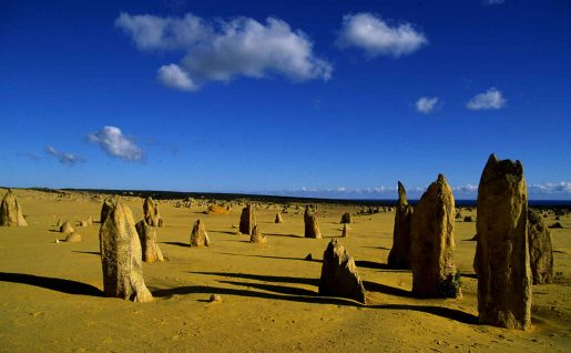 Désert des Pinnacles ouest, Australie