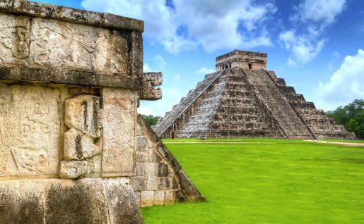 Chichen Itza,Yucatán, Mexique, Amérique Latine
