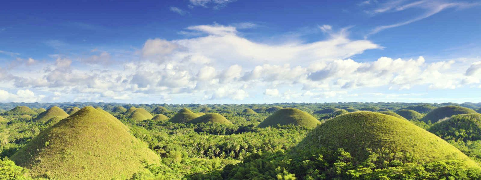 Chocolate Hills, Visayas, Philippines