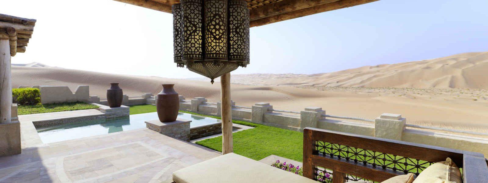 Anantara Qasr al Sarab Resort & Spa, Abou Dhabi